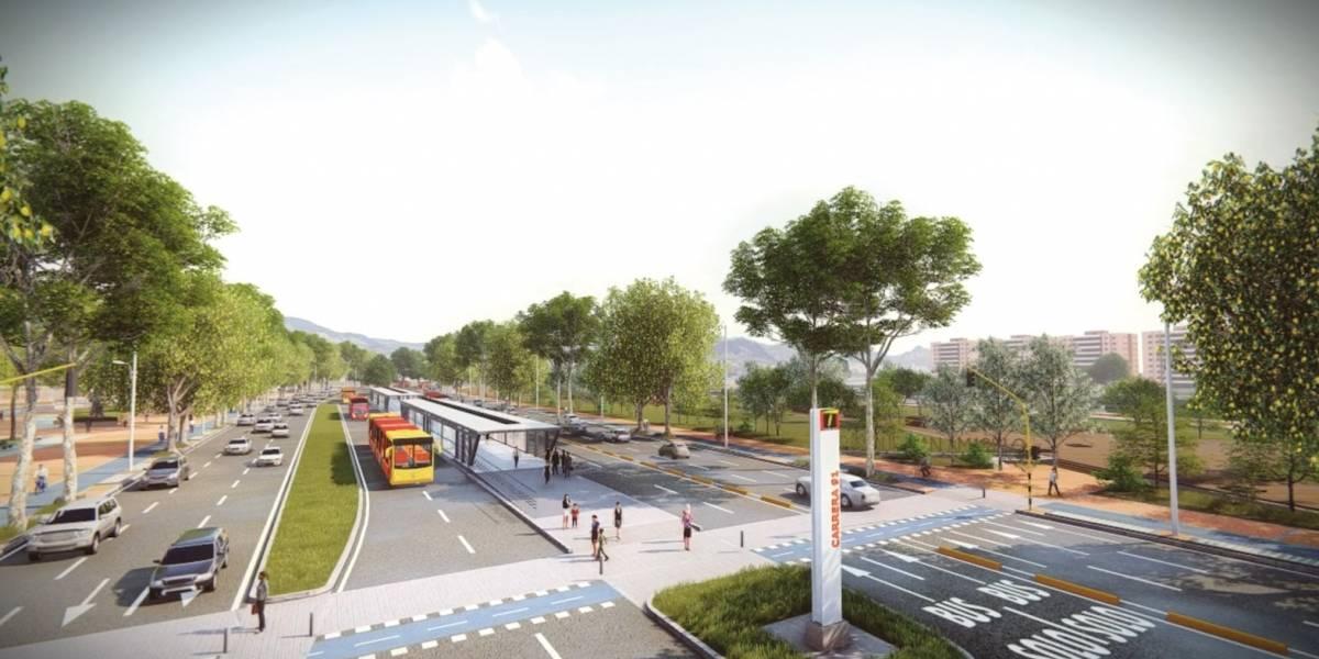 Distrito anuncia avances de estudios y diseños de TransMilenio por la Av. Cali