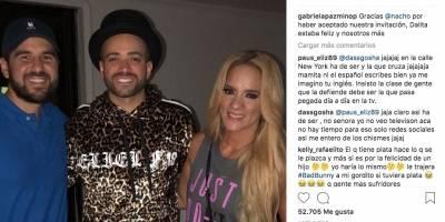 Fiesta de la hija de Dalo Bucaram y Gabriela Pazmiño generó polémica y así responden a críticas