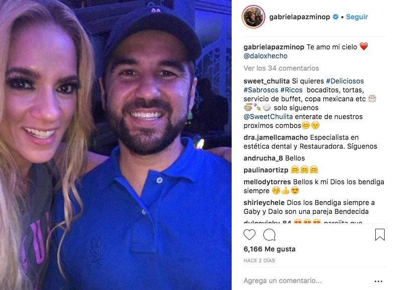 Fiesta de la hija de Dalo Bucaram y Gabriela Pazmiño generó polémica y así responden a críticas Instagram Gaby Pazmiño