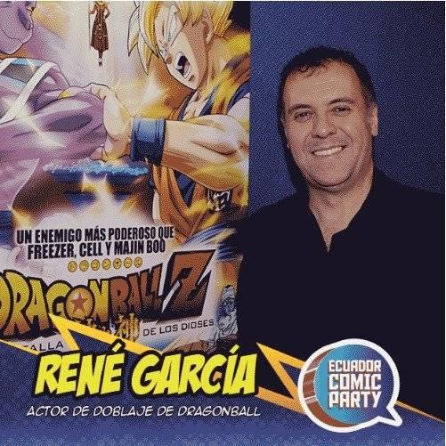 Invitados para el Ecuador Comic Party Ecuador Comic Party