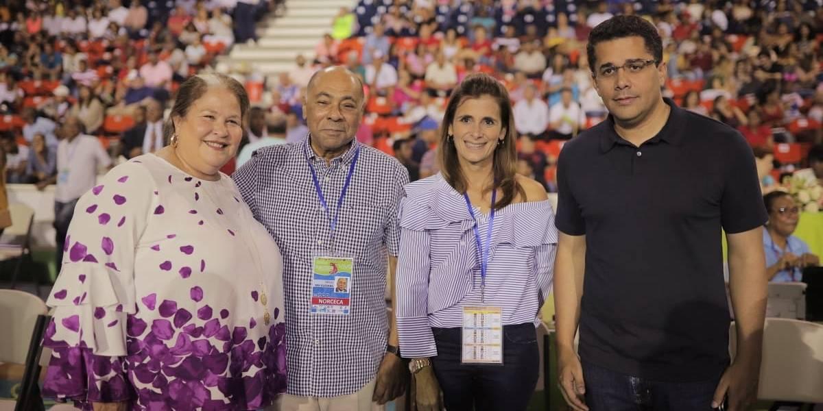 Lil Esteva augura éxitos a Reinas del Caribe en Copa Panamericana