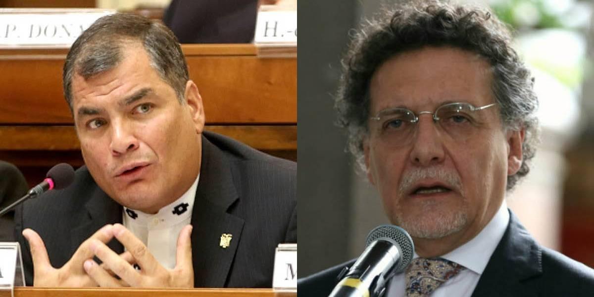 Pablo Celi: Nuevo informe de deuda apunta responsabilidad penal a Rafael Correa
