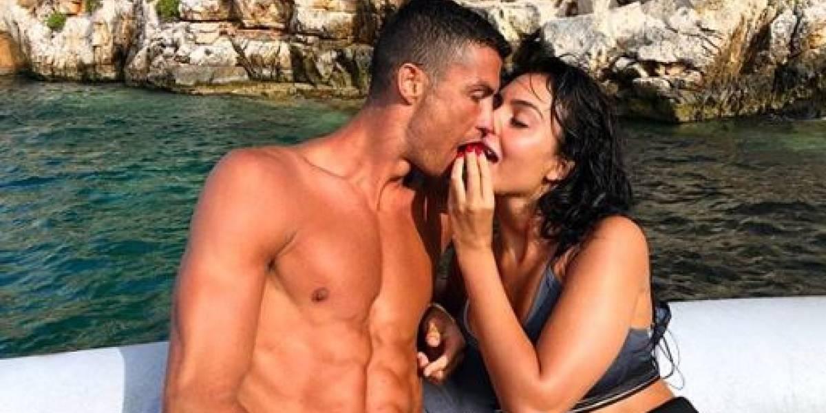 Após eliminação portuguesa, Cristiano Ronaldo curte férias na Grécia