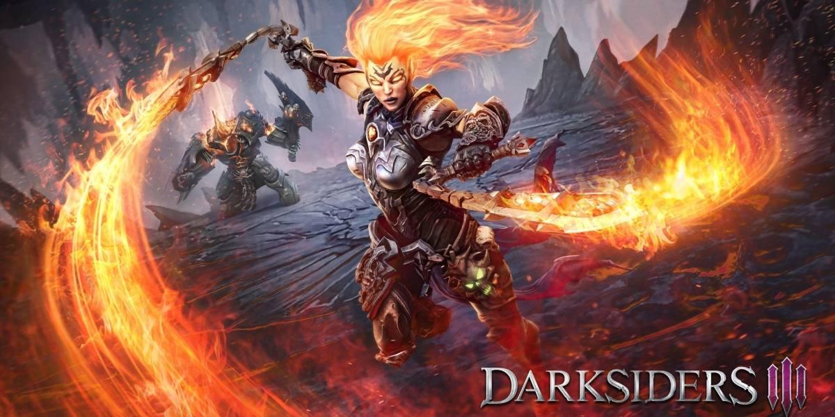 Revelan fecha de lanzamiento y ediciones especiales de Darksiders III