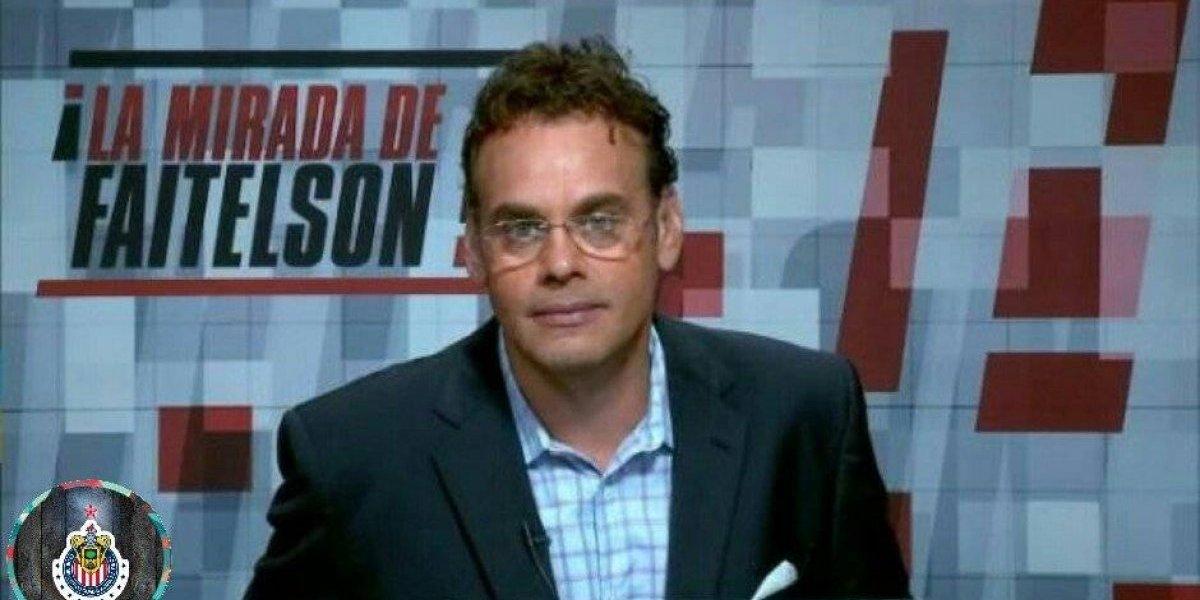 David Faitelson acusa a clubes mexicanos de favores sexuales y corrupción