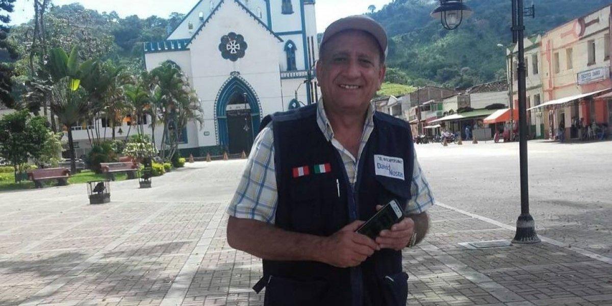 """""""El buscapersonas"""" llegó a Medellín y usted puede ayudarlo a cumplir su misión"""