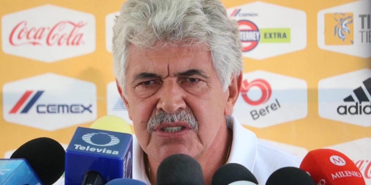 Tuca quiere tomar revancha contra Santos en Campeón de Campeones