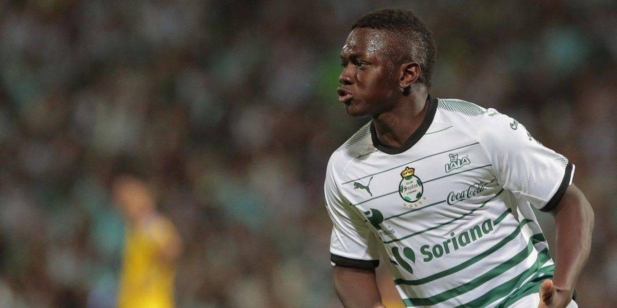Edwin Cetré es duda para el inicio del Apertura 2018