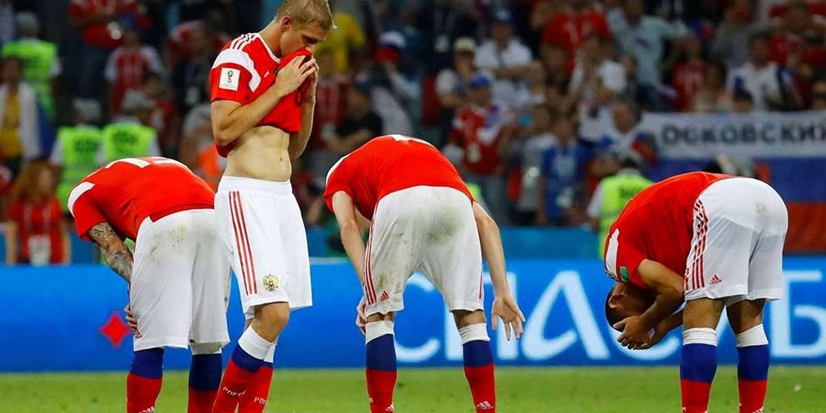 Jornal acusa russos de doping contra a Croácia