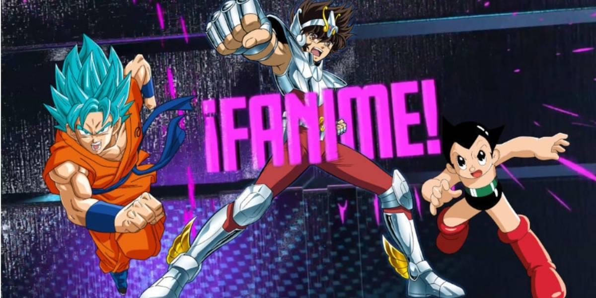 México: Hoy arrancó la barra de animación japonesa FANIME en Canal 5