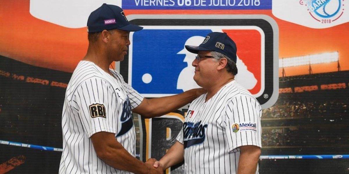 Mexicali firma acuerdo con la MLB para que niños puedan ser detectados