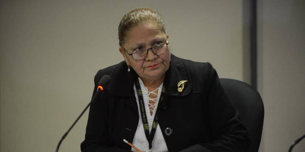 Fiscal del MP solicita allanamiento a MuniGuate a 55 días de su gestión