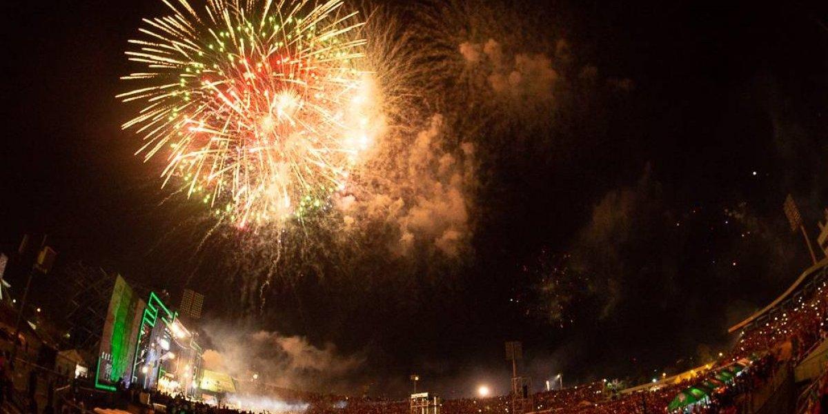 La música urbana predominó en fiesta aniversaria de Telemicro