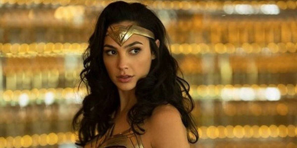Gal Gadot demuestra que es una verdadera Wonder Woman