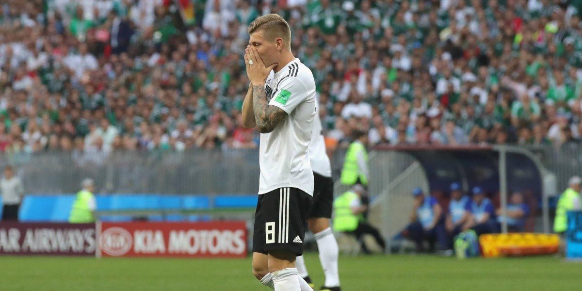 Culpan a los videojuegos por el fracaso de Alemania en Rusia 2018