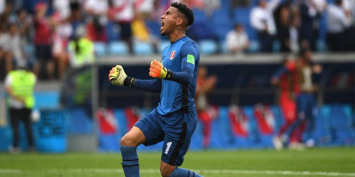 """Arquero peruano se agranda de cara a la Copa América: """"Ahora nos ven con más respeto"""""""