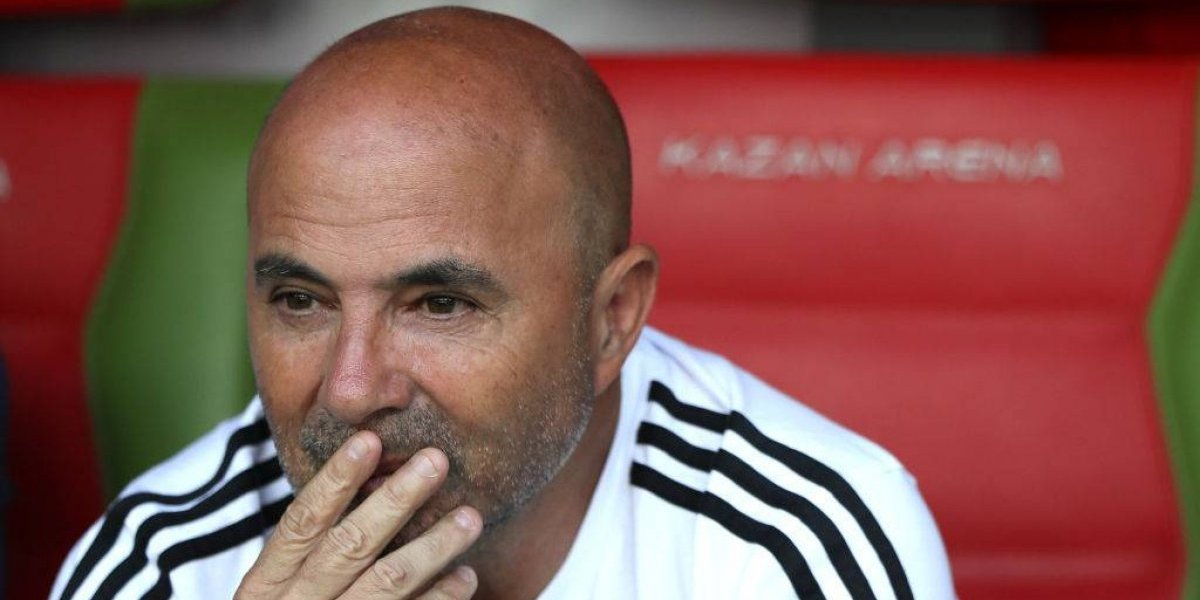 Confirmado: Jorge Sampaoli fue despedido de la selección de Argentina