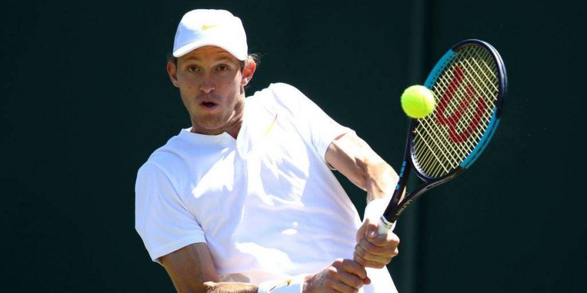 Chile le dice adiós a Wimbledon 2018 tras la caída de Nicolás Jarry en dobles