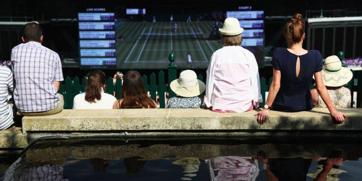 Wimbledon rechaza cambió de hora de la final por el Mundial