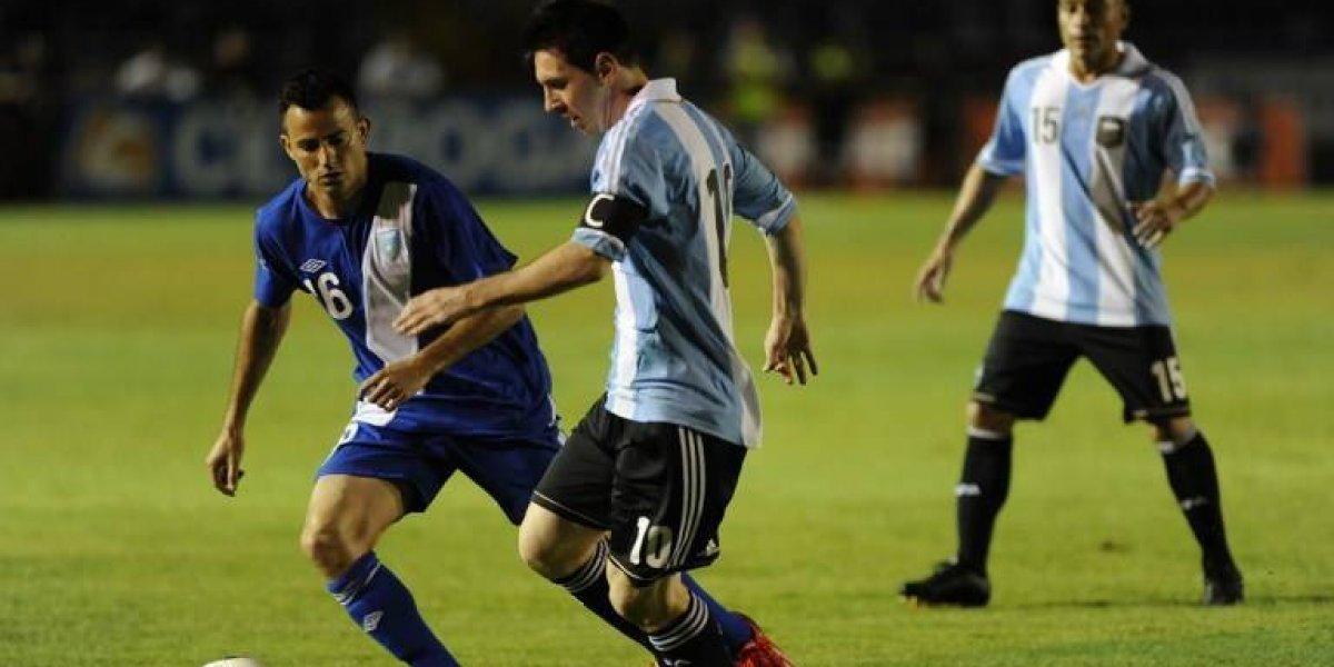 ¿Habrá o no juego entre las selecciones de Argentina y Guatemala?