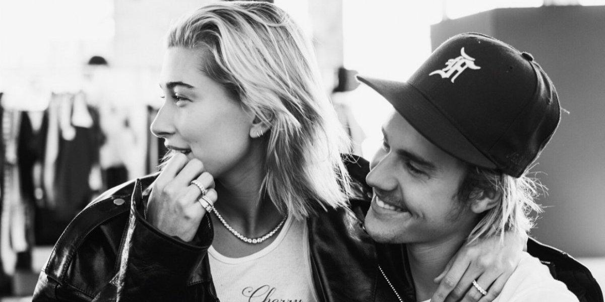 Justin Bieber y Hailey Baldwin confirman su compromiso