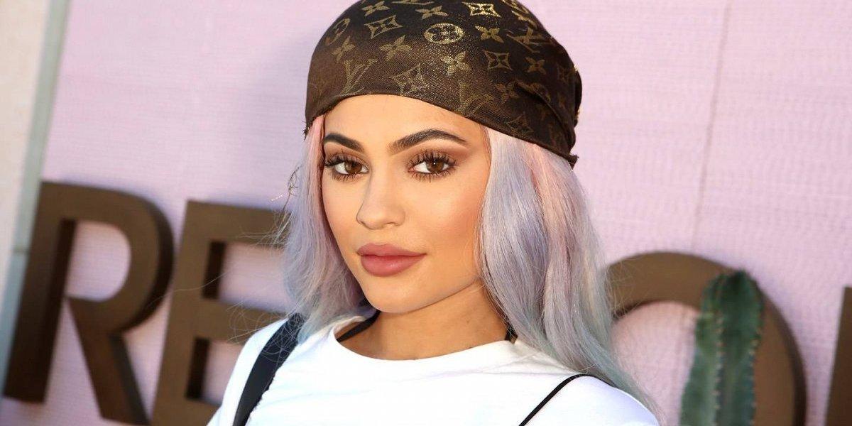 FOTO. Kylie Jenner se deshace del relleno de labios y luce irreconocible