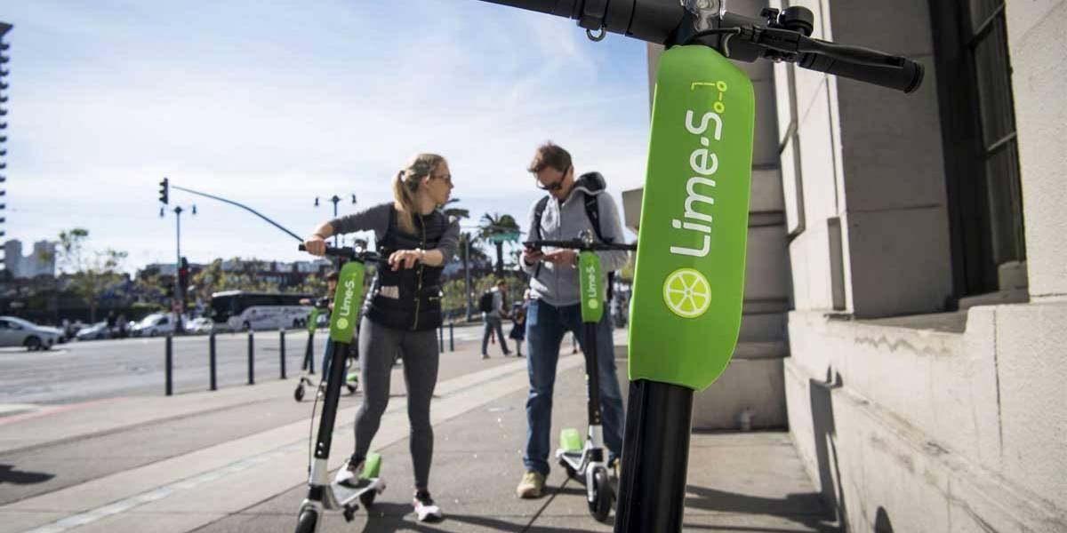 Uber terá aluguel de patinete