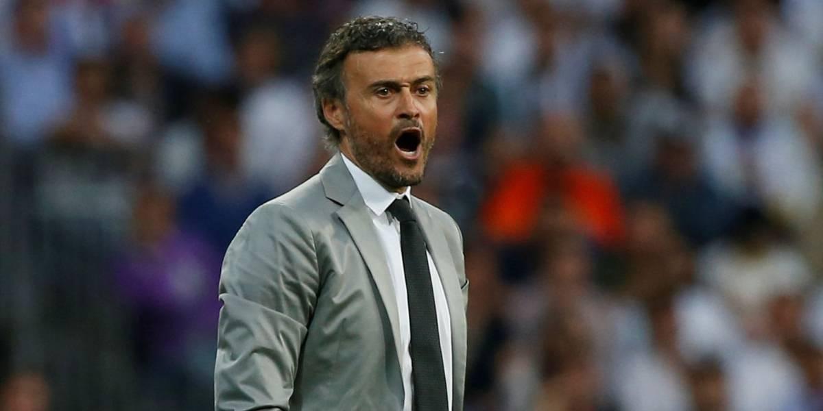 Luis Enrique substitui Hierro como técnico da seleção da Espanha