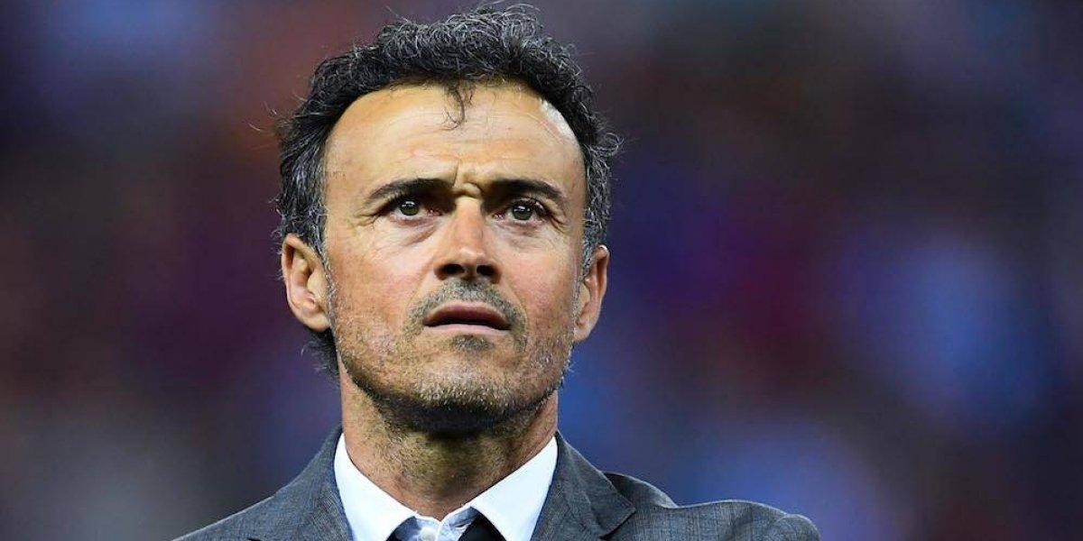 Eligen a Luis Enrique como nuevo entrenador de la selección de España