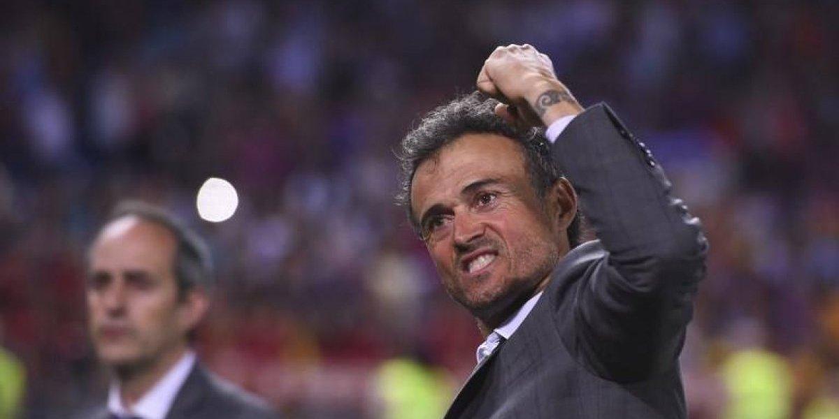 Extécnico del Barcelona es el nuevo entrenador de España, pero le imponen una condición