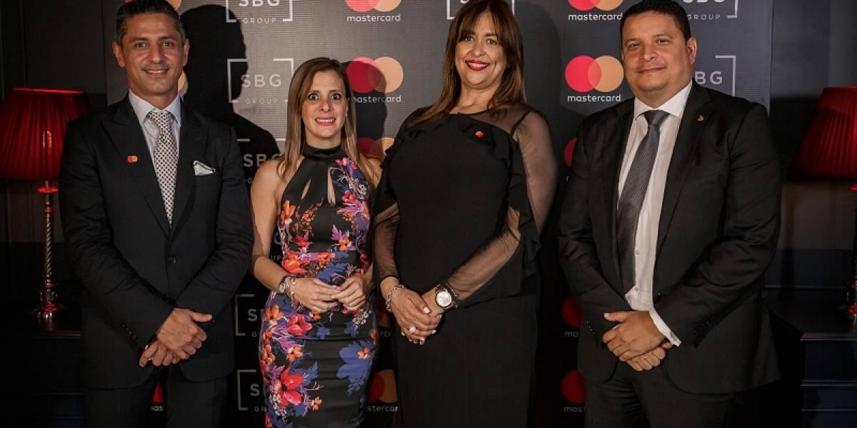 #TeVimosEn: Mastercard y SBG Group firman acuerdo en RD