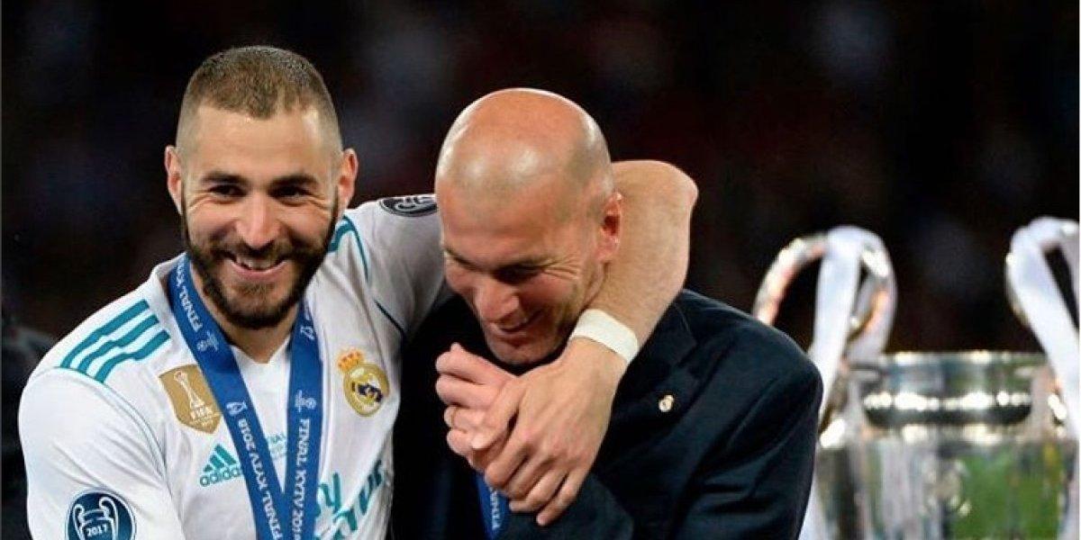 Benzema publica un mensaje que ¿huele a despedida del Real Madrid?