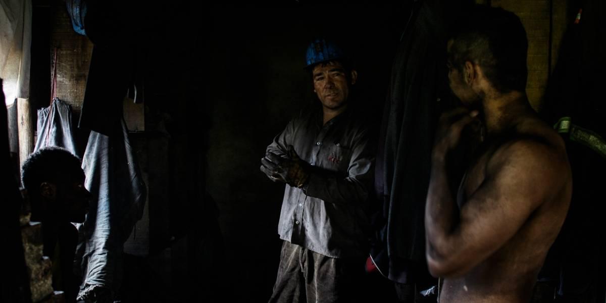 Ubaté, la región donde la minería  se vive en silencio