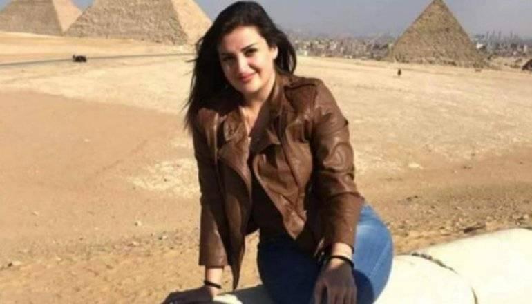 Turista Egipto Mona