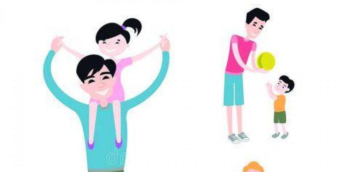 Nuestra Familia: Papá no ayuda, ejerce la paternidad