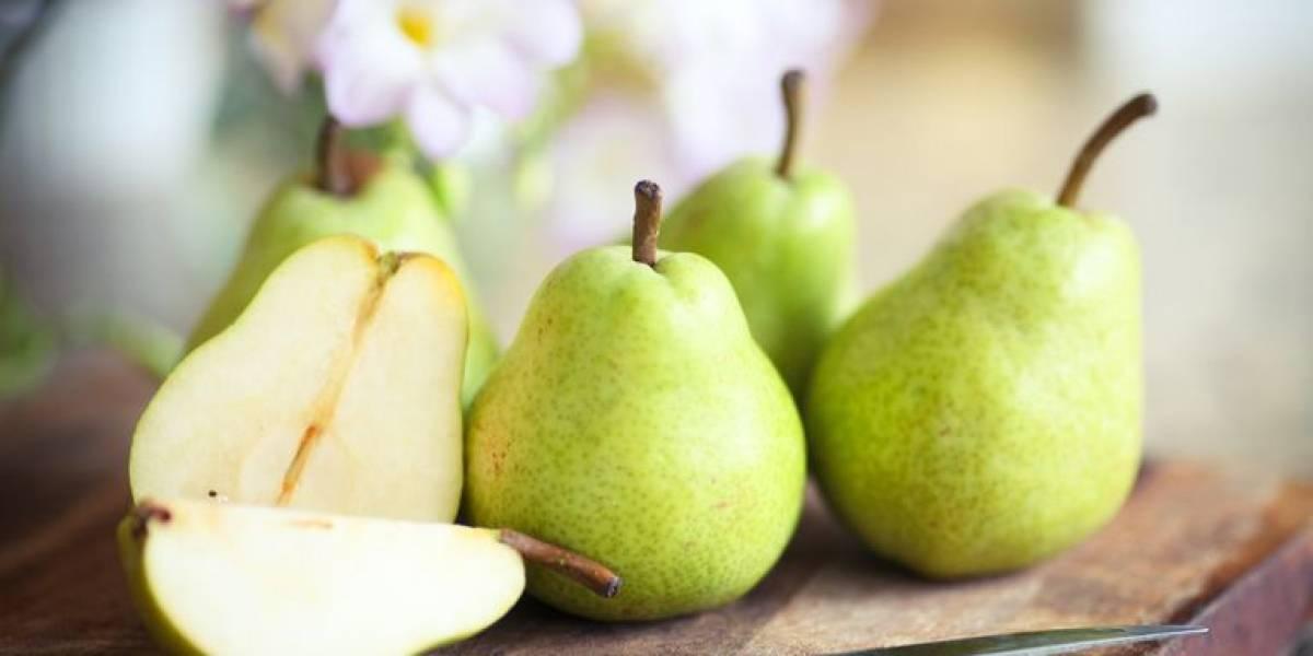 Exportación de frutas: Peras chilenas llegarán a China el 2019