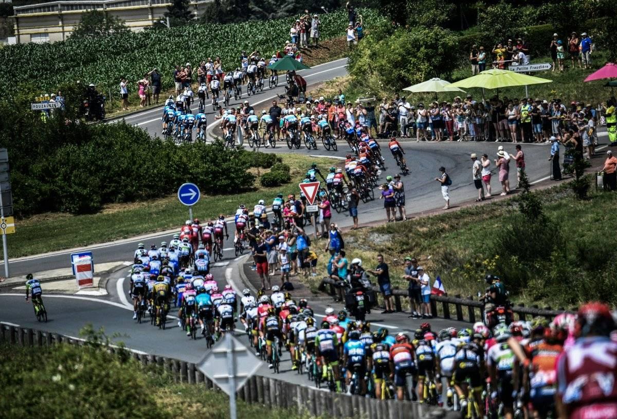 Postales del Tour de Francia