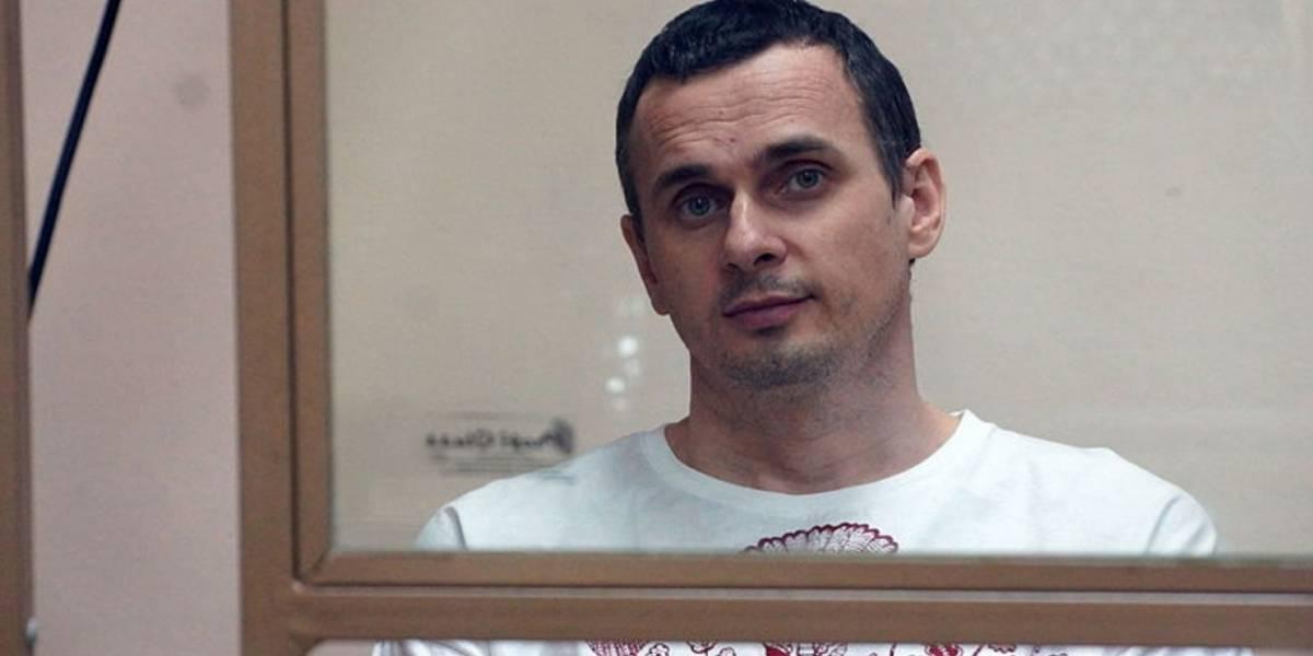 Un preso político se muere de hambre en Rusia, mientras ves el fútbol