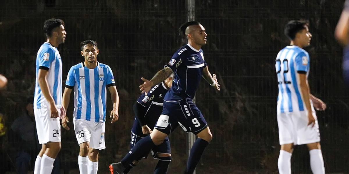 Barnechea perdió a su gran goleador que regresa a México
