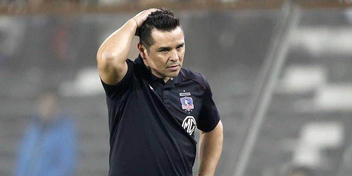 Colo Colo usó el amistoso con el Rodelindo Román para probar nuevo esquema y festejar un gol de Barrios