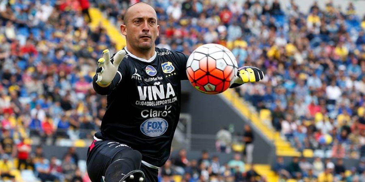 """Eduardo Lobos continuará su carrera en Coquimbo Unido tras ser """"cortado"""" en Everton"""
