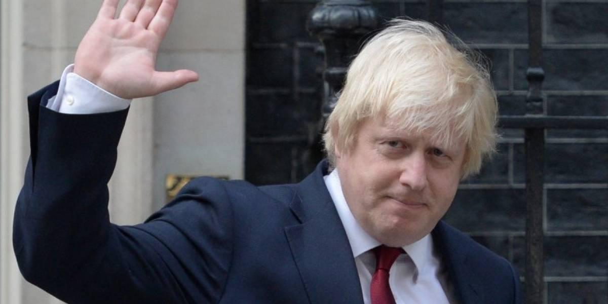 Dimite el ministro de Exterioresbritánico, Boris Johnson