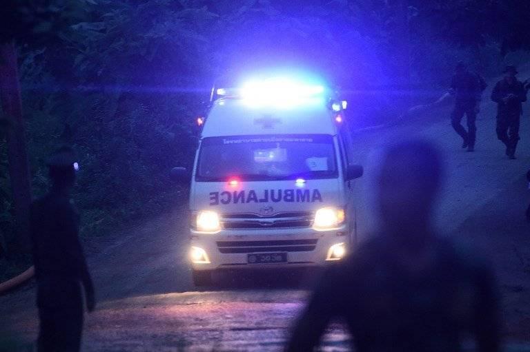 Rescate de niños en cueva de Tailandia