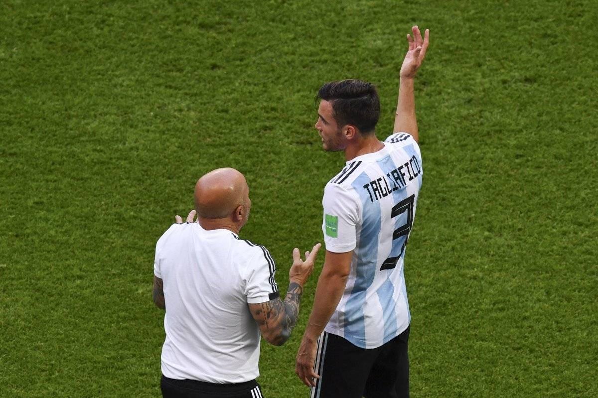 Sampaoli se niega a renunciar de Argentina