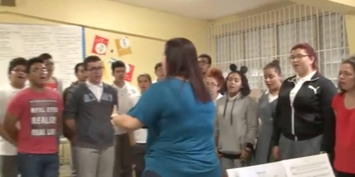Coro de escuela Dr. Pila en Ponce cantará en Convención de AFT en Pittsburgh