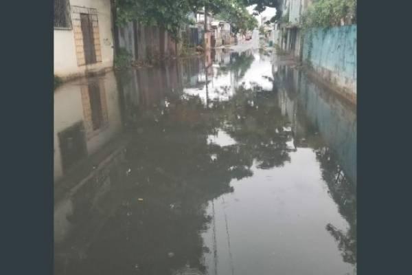 Inundaciones en San Juan