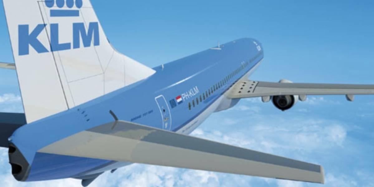 Aerolínea KLM suspenderá vuelos a Irán