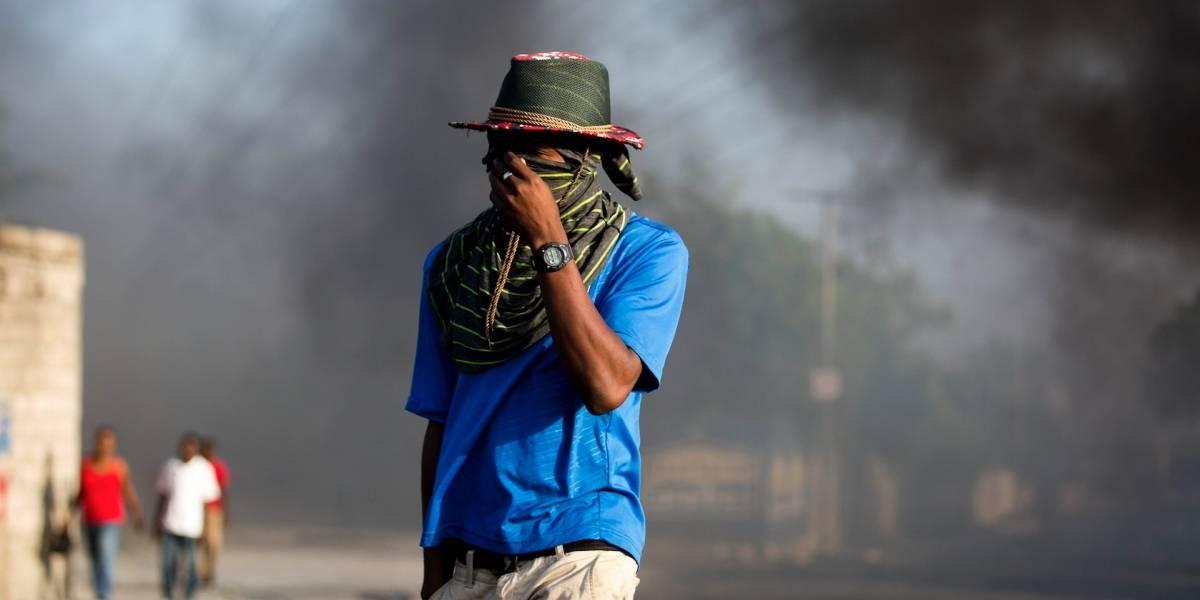 Nuevos disturbios y saqueos en Haití durante huelga contra el gobierno