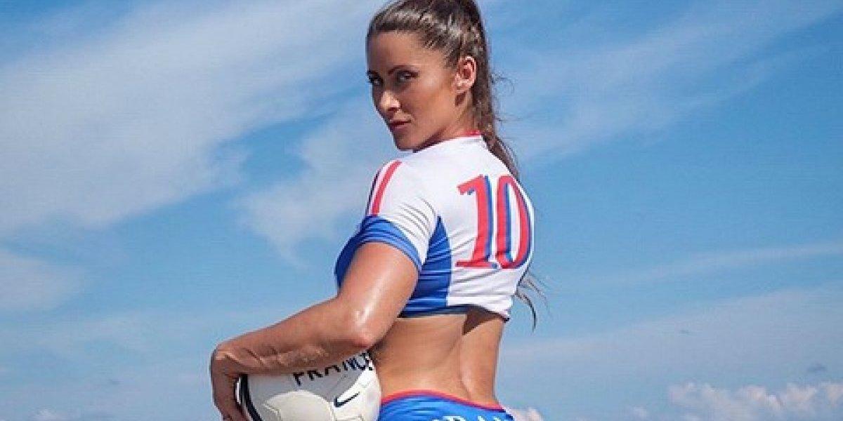 Anais Zanotti, sexy aficionada de Francia