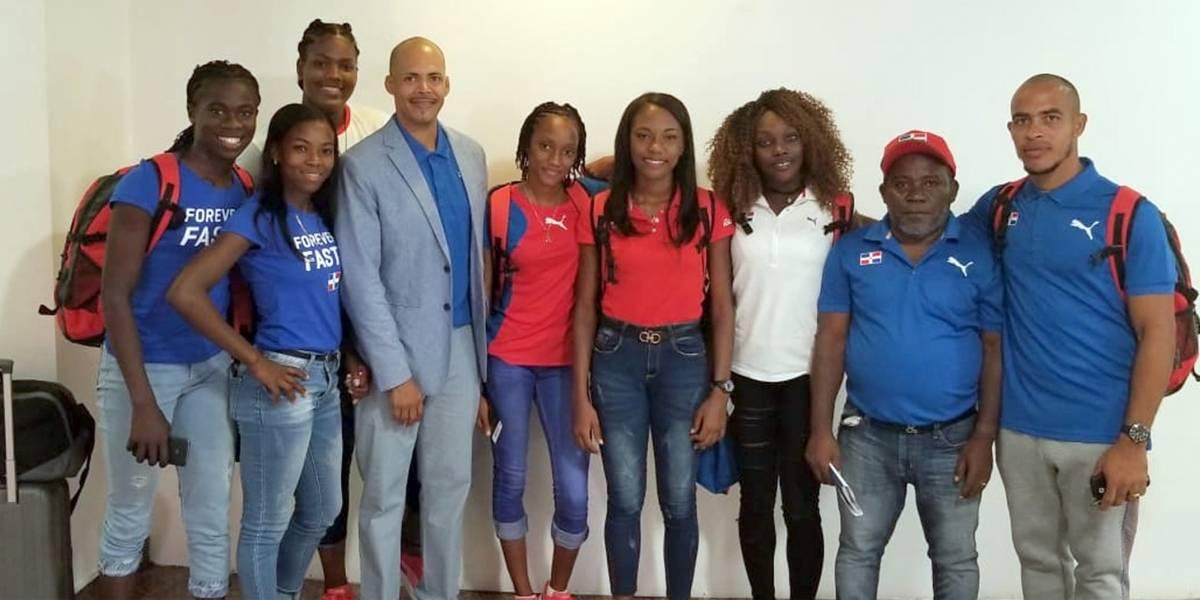 Dominicanas Cofil y Durán compiten hoy en el Mundial Sub-20